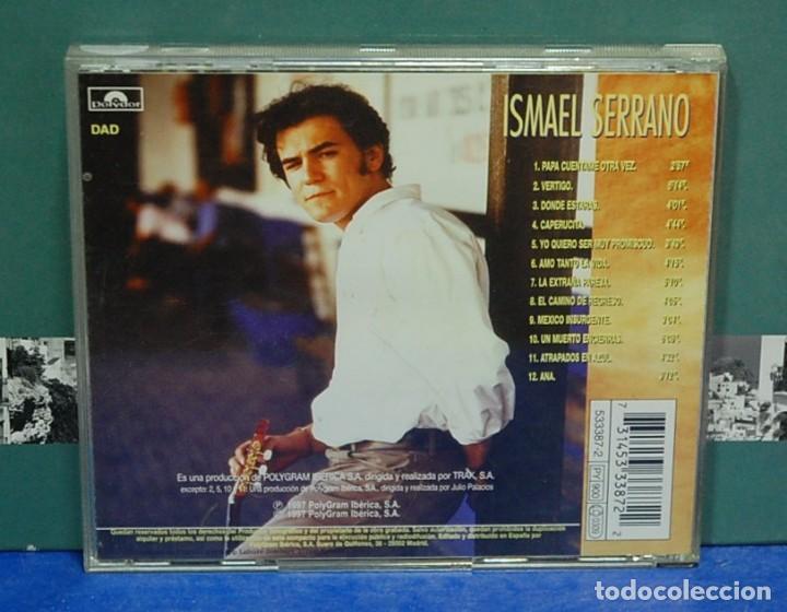 CDs de Música: LMV - Ismael Serrano. Atrapados en azul. CD - Foto 2 - 150928878