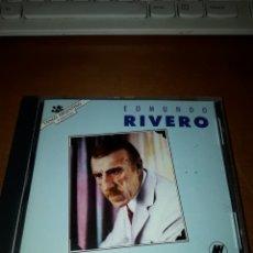 CDs de Música: EDMUNDO RIVERO. CANTOR DE MI PUEBLO. EDICIÓN DE 1990 RARA. Lote 150947188