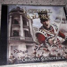 CDs de Música: IMPERIAL GLORY ( POR MATEO PASCUAL ) BSO CD PRECINTADO. Lote 150999610