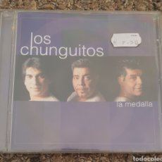 CDs de Música: CD LOS CHUNGUITOS LA MEDALLA NUEVO. Lote 151016009