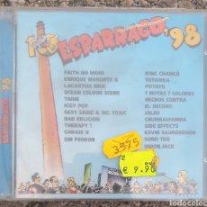 CDs de Música: CD 10 ESPÁRRAGO 98 N U E V O. Lote 151023236
