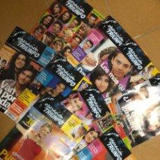 CDs de Música: REVISTAS OPERACION TRIUNFO 2005 Y CDS GALAS OT SORAYA ARNELAS SERGIO RIVERO EDURNE VICTOR. Lote 151030030