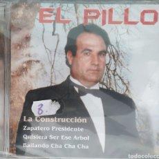CDs de Música: CD EL PILLO LA CONSTRUCCIÓN PRECINTADO. Lote 151033261