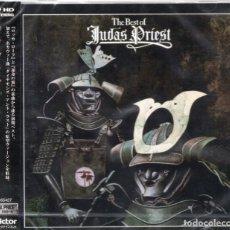 CDs de Música: JUDAS PRIEST - THE BEST OF JUDAS PRIEST - CD - JAPAN 2016 - VICTOR - VICP-65427. Lote 151068870
