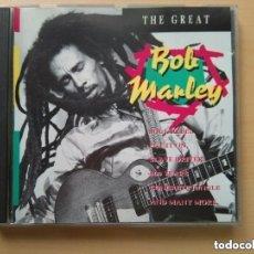 CDs de Música: BOB MARLEY - THE GREAT (CD) PORTUGAL. Lote 151093202