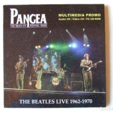 CDs de Música: CD BEATLES COVERS PANGEA THE BEATLES REVIVAL BAND MULTIMEDIA PROMOCIONAL CHECOSLOVAQUIA. Lote 151093626