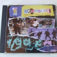 CDs de Música: CD BEATLES COVERS LOS ROBINSONG ROOF TOP FNAC CONCERT. Lote 151093854