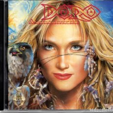 CDs de Música: DORO - ANGELS NEVER DIE - CD - GERMANY 1993 - VERTIGO ‎- 514 309-2. Lote 151094750