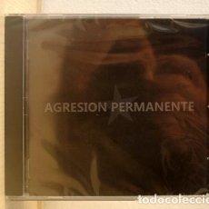 CDs de Música: AGRESIÓN PERMANENTE. (CD MUSIC) - AGRESIÓN PERMANENTE. Lote 151110944