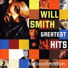 CDs de Música: WILL SMITH - GREATEST HITS (CD, COMP) LABEL:COLUMBIA, COLUMBIA CAT#: COL 510222 2, 510222 2 . Lote 151120254