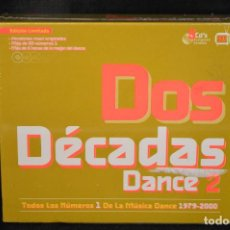 CDs de Música: DOS DECADAS DANCE 2 - 5 CD. Lote 151135946