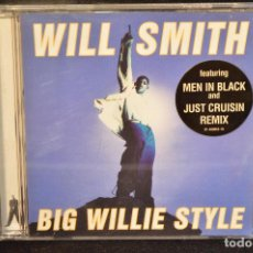 CDs de Música: WILL SMITH - BIG WILLIE STYLE - CD. Lote 151143130