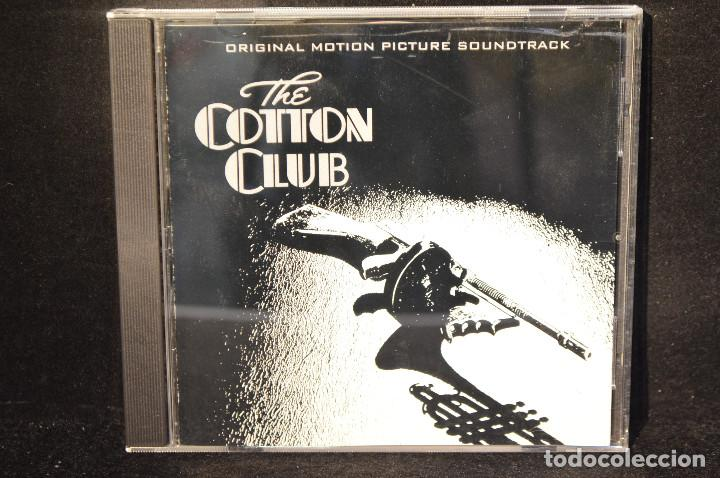 THE COTTON CLUB - BANDA SONORA- CD (Música - CD's Bandas Sonoras)