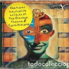 CDs de Música: CYGNUS X- HYPERMETRICAL. Lote 151164642