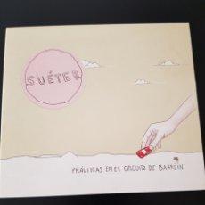 CDs de Música: SUÉTER. PRÁCTICAS EN EL CIRCUITO DE BAHREIN. INDIE. Lote 151202566