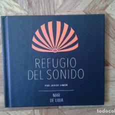 CDs de Música: REFUGIO DEL SONIDO POR JAVIER LIMÓN - MAR DE LIBIA. Lote 151205178