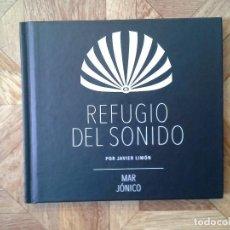 CDs de Música: REFUGIO DEL SONIDO POR JAVIER LIMÓN - MAR JÓNICO. Lote 151205874