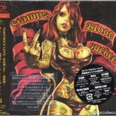CDs de Música: VAMP - BLOODSUCKERS - SHM CD PROMO - JAPAN 2014 - UICV-6661. Lote 151222270