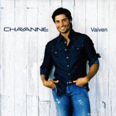 CDs de Música: CHAYANNE - VAIVEN CD SINGLE 1 TRACK PROMO 2003. Lote 151234950
