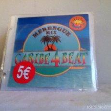CDs de Música: CD. CARIBE 4 BEAT. MERENGUE MIX. Lote 151243406