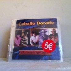 CDs de Música: 2 CD. CABALLO DORADO. Lote 151243553