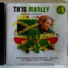 CDs de Música: BOB MARLEY & THE WAILERS - CD 1 - 2011 - PROMO SOUND (TH´IS MARLEY). Lote 151251590
