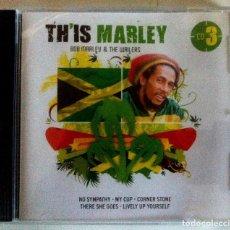 CDs de Música: BOB MARLEY & THE WAILERS - CD 3 - 2011 - PROMO SOUND (TH´IS MARLEY). Lote 151252534