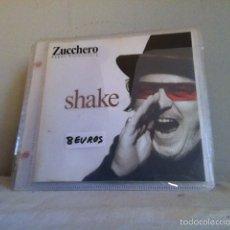 CDs de Música: CD ZUCCHERO. SHAKE. Lote 151255656