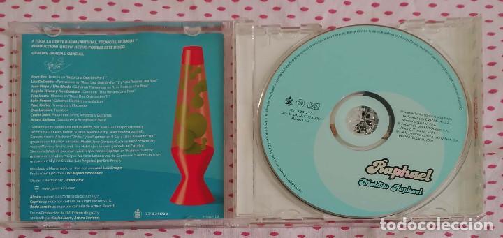 CDs de Música: MALDITO RAPHAEL - CD 2001 (JEANETTE, ALASKA, PASTORA SOLER, ROCIO JURADO, RITA PAVONE...) - Foto 3 - 151267614
