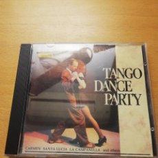 CDs de Música: TANGO DANCE PARTY. SERGIO SANCHEZ TANGO KINGS (CD). Lote 151294434