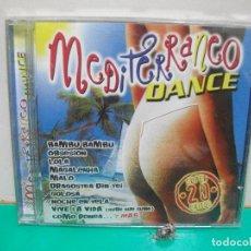 CDs de Música: MEDITERRANEO DANCE 20 SUPER EXITOS - OK RECORDS - CD ALBUM NUEVO¡¡. Lote 151307718