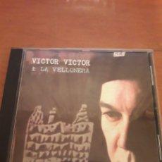 CDs de Música: VÍCTOR VÍCTOR Y LA VELLONERA. CAJITA DE MÚSICA. EDICIÓN DE 1997. Lote 151320021
