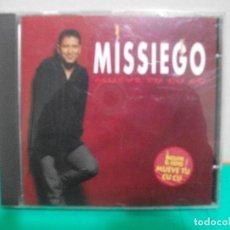 CDs de Música: MISSIEGO - MUEVE TU CU CU - CD SPANISH EDIT - CANCION DEL VERANO - EXITO. Lote 151320038