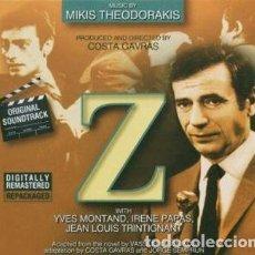 CDs de Música: Z / MIKIS THEODORAKIS CD BSO. Lote 151333330