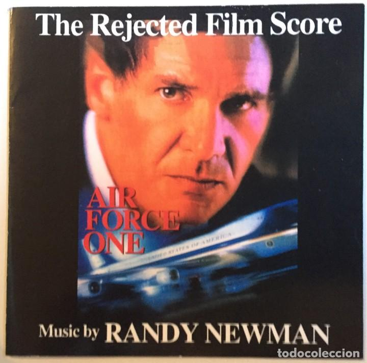 site réputé eeaf2 0aa22 AIR FORCE ONE -rejected- / Randy Newman CD BSO - PROMO Soundtrack Library