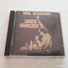 CDs de Música: CD NEIL DIAMOND, THE JAZZ SINGER. Lote 151337234