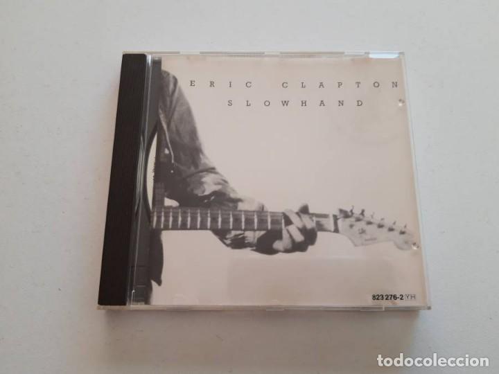 CD ERIC CLAPTON, SLOWHAND (Música - CD's Otros Estilos)