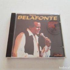CDs de Música: CD HARRY BELAFONTE, BANANA BOAT SONG. Lote 151337346