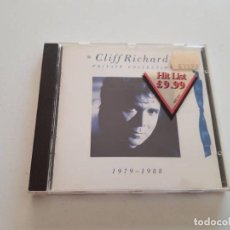 CDs de Música: CD CLIFF RICHARD, PRIVATE COLLECTION 1979-1988. Lote 151337358