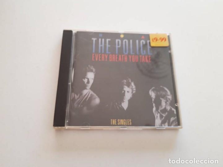 CD THE POLICE, EVERY BREATH YOU TAKE (Música - CD's Otros Estilos)