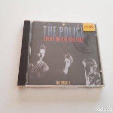 CDs de Música: CD THE POLICE, EVERY BREATH YOU TAKE. Lote 151337370