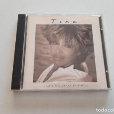 CDs de Música: CD TINA TURNER, WHAT'S LOVE GOT TO DO WITH IT. Lote 151337398