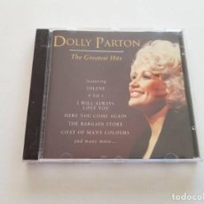 CDs de Música: CD DOLLY PARTON, THE GREATEST HITS. Lote 151337554