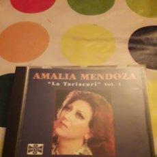 CDs de Música: AMALIA MENDOZA. LA TARIACURI. VOLUMEN 1. EDICIÓN DE 1996. Lote 151342909