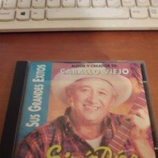 CDs de Música: SIMÓN DÍAZ. SUS GRANDES ÉXITOS. EDICIÓN DE 1995 RARA. Lote 151354981