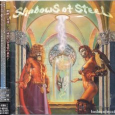 CDs de Música: SHADOWS OF STEEL - SECOND FLOOR - CD - JAPAN 2002 - SOUNDHOLIC - TKCS-85035. Lote 151372802