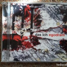 CDs de Música: DAS ICH , EGODRAM , CD ESTADO IMPECABLE ENVIO ECONOMICO. Lote 151374286