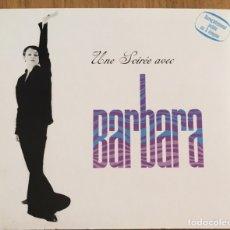 CDs de Música: BARBARA UNE SOIREE AVEC CD MUY BIEN CONSERVADO. Lote 151377622