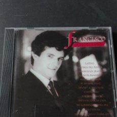 CDs de Música: FRANCISCO GRANDES ÉXITOS. Lote 151380922