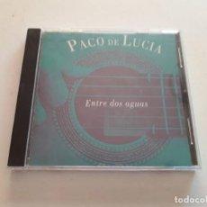 CDs de Música: CD PACO DE LUCÍA, ENTRE DOS AGUAS. Lote 151397866